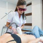 Depilacja laserowa brzucha